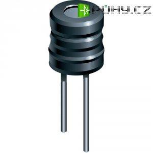 Feritová radiální tlumivka Bourns RLB0914-100KL, 10 µH, 2,7 A, 10 %, ferit
