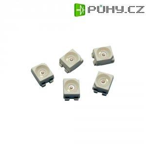 SMD LED PLCC4 Avago Technologies, ASMC-PHB9-TW005, 50 mA, 2,8 V, 120 °, 1120 mcd, červenooranžová