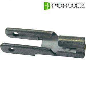 Rozbočovací faston na zástrčku Vogt 378108.60, 2,8x0,8 mm