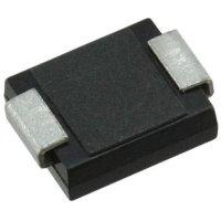 TVS dioda Fairchild Semiconductor SMCJ45A 1500 W, 45 V, DO-214-AB