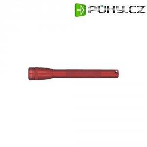 Kapesní svítilna Mag-Lite Mini 2 AAA, M3A036, 3 V, kryptonová, červená