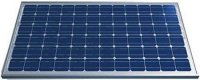 Fotovoltaický solární panel 12V/100W/5,82A