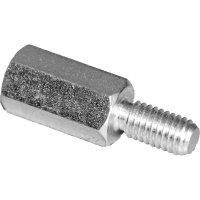 Distanční sloupek PB Fastener S45530X15, M3, 15 mm, 10 ks
