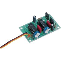 2-kanálový spínač k RC soupravám, sestavený modul SMD