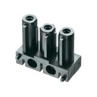 Síťová zásuvka Adels Contact AC 166 166 GBULV/3, 250 V, 16 A, bílá, 169353