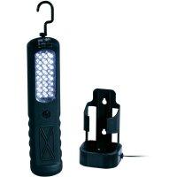 Akumulátorová pracovní LED svítilna Ansmann 27 LED 5802143-510, černá
