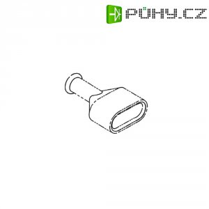 Pouzdro konektoru TE Connectivity 282106-1, IP67, 4pól., 24 V, 14 A