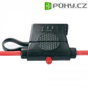 Automobilový pojistkový odpínač standardní plochá pojistka SCI R3-59A, se zobrazením stavu, 30 A, 24 V/DC, 1 ks