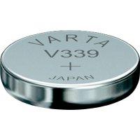 Knoflíková baterie 339 Varta, SR614, na bázi oxidu stříbra