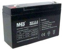 Pb akumulátor MHB VRLA AGM 6V/12Ah