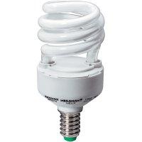 Úsporná žárovka spirálovitá Megaman Helix E14, 11 W, teplá bílá