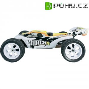 RC model Nitro Truggy Team C Torch N TR8T, 1:8, 4WD, stavebnice