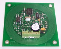 Modul čtečky RFID s rozhranním RS-232