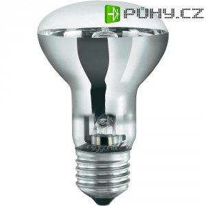Halogenová žárovka Sygonix, E27, 42 W, 98 mm, stmívatelná, teplá bílá