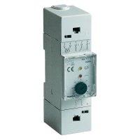Termostat na DIN lištu Wallair 1TMTE077, montáž na lištu, 0 až 60 °C