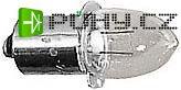 Žárovka krypton 12V/5W P13,5S