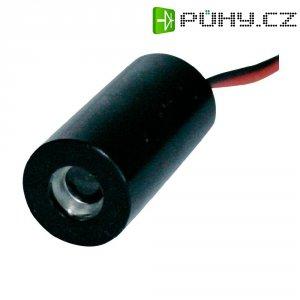 Laserový modul čára, 1203000246EC, 1 mW