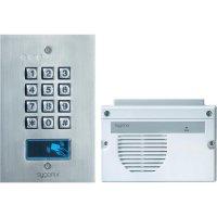 Kódová klávesnice s kontrolérem pod omítku Sygonix, 43172W, 12 - 24 V/DC , IP66