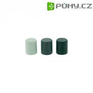 Otočný knoflík pro tlakové spínače Alps TAK8-102 A.3,3, 3,3 mm, tmavě šedá