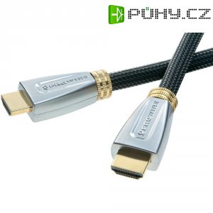 Prowire High Speed HDMI kabel s ethernetem, 0,75 m
