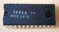MHB2616 - PROM 2048x8bit, DIL24