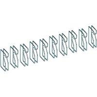 Třmen do ranžírovacího panelu Rittal, 7111.000, 120 x 60 mm, 10 ks