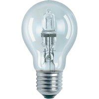 Halogenová žárovka Osram, E27, 20 W, stmívatelná, čistá bílá