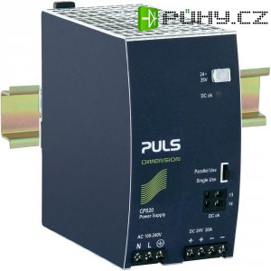 Zdroj na DIN lištu PULS Dimension CPS20.241, 20 A, 24 V/DC