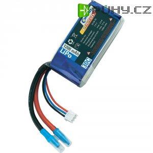 Akupack Li-Pol (modelářství) Conrad energy 239033, 7.4 V, 1200 mAh