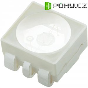 HighPower LED Everlight Opto, EHP-A09/LM31-PU5, 150 mA, 3,85 V, 120 °, bílá