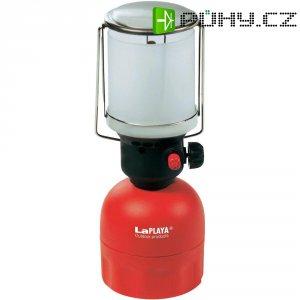Kempingová plynová lampa LaPlaya Basic, černá/červená (923700)