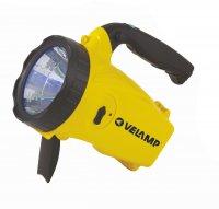VELAMP Nabíjecí 3W LED reflektor IR553LED