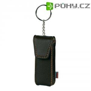 Pouzdro na USB flash Hama Fashion, hnědé
