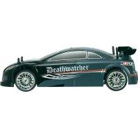 Karoserie RC modelu Reely Deathwatcher, 1:10, černá