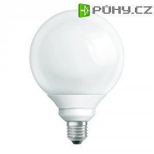 Úsporná stmívatelná žárovka kulová Osram Superstar E27, 15 W, teplá bílá