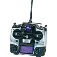 RC souprava palcová Graupner MX-16 HoTT, 2,4 GHz, 8 kanálů