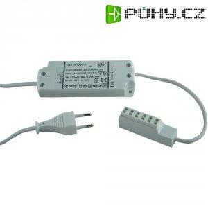 Spínaný LED zdroj 6x zásuvka AMP. SLT15-12V, 12 V, 15 W, bílá