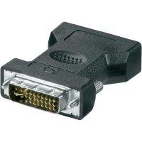 Adaptér DVI 24+5/VGA, zástrčka/zásuvka