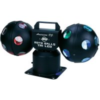Efektový LED reflektor ADJ Roto Balls Tri LED
