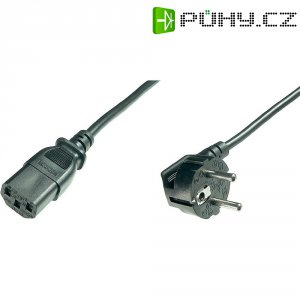 Napájecí kabel CEE, 10 A, 2,5 m, Digitus
