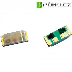 SMD LED Avago Technologies, HSMF-C113, 20 mA, 1,9 V, 125 °, 80 mcd, červená/zelenožlutá/modrá