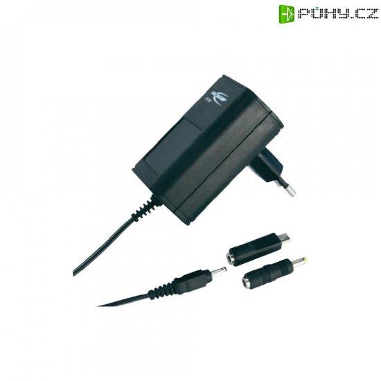 USB nabíječka Ansmann Navigation, včetně sady konektorů - Kliknutím na obrázek zavřete