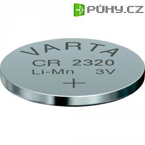 Knoflíková baterie Varta CR 2320, lithium, 6320101401