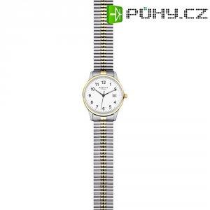 Náramkové hodinky F 288 11310016 (Ø x v) 35 mm x 6 mm zlatá, ušlechtilá ocel Materiál pouzdra=ušlechtilá ocel Materiál (náramek)=ušlechtilá ocel Regent