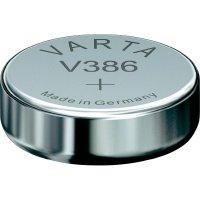 Knoflíková baterie 386 Varta, SR43, na bázi oxidu stříbra