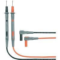 Sada silikonových měřicích kabelů Voltcraft MS-4N pro multimetry, 1,2 m