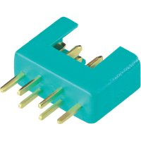 Konektor pro vysoký odběr Modelcraft, zástrčka, zelená