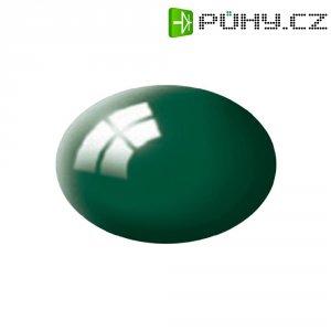Airbrush barva Revell Aqua Color, 18 ml, tmavě zelená lesklá