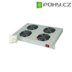 """Jednotka ventilátoru Digitus, DN-19 FAN-4-HO, 48,3 cm (19\""""), šedá"""