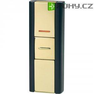 Bezdrátové zvonkové tlačítko Libra+ D932 S Friedland, 200020, 200 m, zlatá